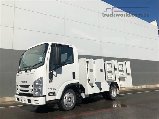 2019 Isuzu NLR 45 150 SWB Servicepack North East Isuzu - Trucks for Sale