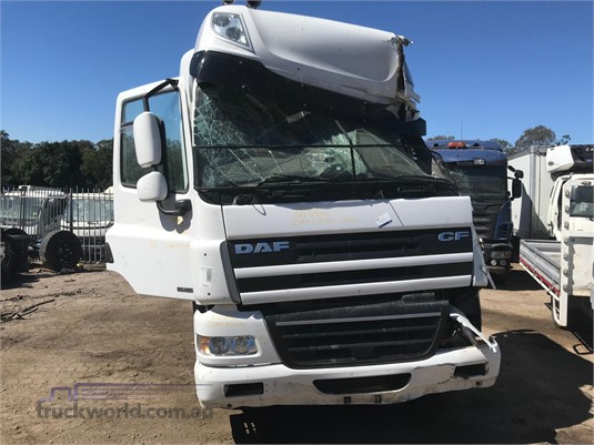 2015 DAF CF85 - Wrecking for Sale