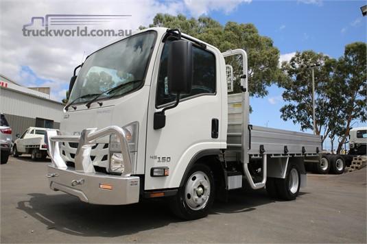 2019 Isuzu NLR 45 150 Traypack North East Isuzu - Trucks for Sale
