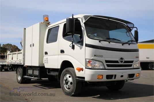 2011 Hino 300 Series 816 North East Isuzu - Trucks for Sale
