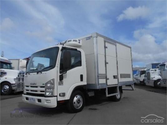 2014 Isuzu NNR - Trucks for Sale