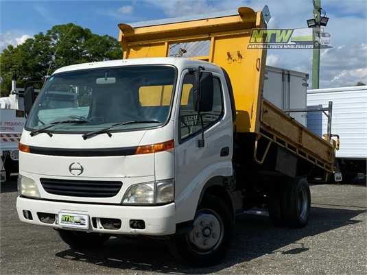 2002 Hino Dutro National Truck Wholesalers Pty Ltd - Trucks for Sale