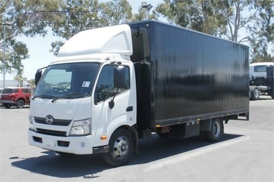 2015 Hino 300 Series 916 North East Isuzu - Trucks for Sale