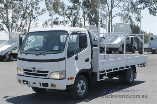 2008 Hino Dutro North East Isuzu - Trucks for Sale