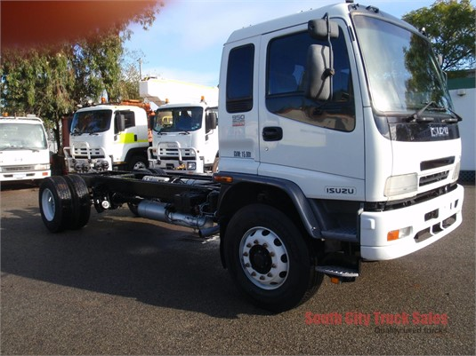 2007 Isuzu FVD 950 Long South City Truck Sales - Trucks for Sale