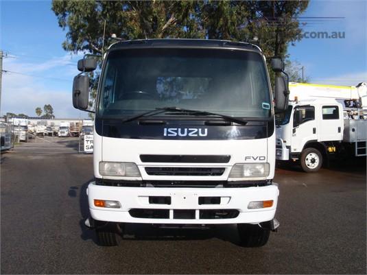 2007 Isuzu FVD 950 Long - Truckworld.com.au - Trucks for Sale