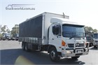 2006 Hino other Tautliner / Curtainsider
