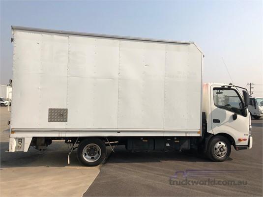 2014 Hino 300 Series 616 North East Isuzu - Trucks for Sale