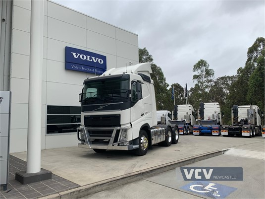 2015 Volvo FH540 Volvo Commercial Vehicles - Newcastle - Trucks for Sale