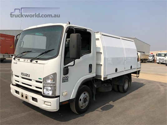 2011 Isuzu NNR 200 North East Isuzu - Trucks for Sale