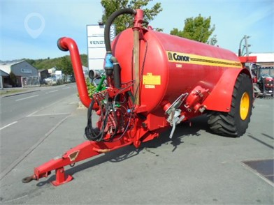Used CONOR Manure Spreaders for sale in the United Kingdom