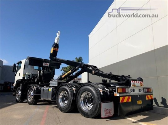 2020 Isuzu FYJ 300-350 North East Isuzu - Trucks for Sale