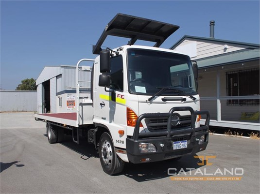 2011 Hino FE Catalano Truck And Equipment Sales And Hire - Trucks for Sale