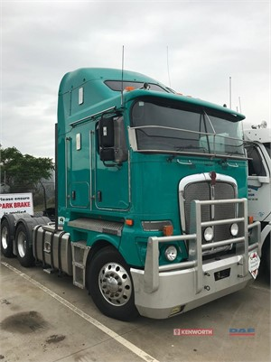 2011 Kenworth K200 Kenworth DAF Melbourne - Trucks for Sale