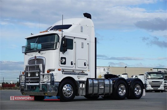 2012 Kenworth K200 Kenworth DAF Melbourne - Trucks for Sale