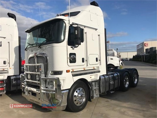 2013 Kenworth K200 Kenworth DAF Melbourne - Trucks for Sale