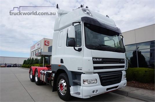 2012 DAF FTTCF85 - Trucks for Sale