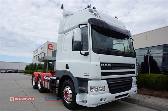 2012 DAF FTTCF85 Kenworth DAF Melbourne - Trucks for Sale