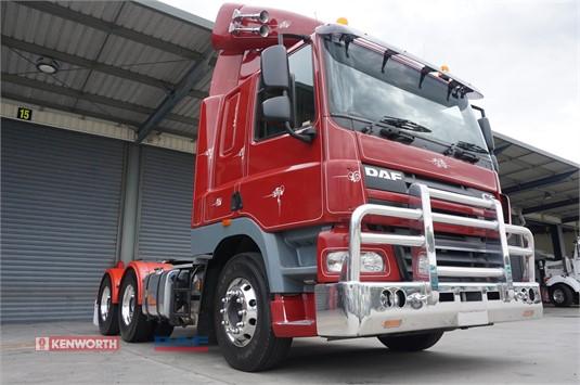 2014 DAF FTTCF85 Kenworth DAF Melbourne - Trucks for Sale