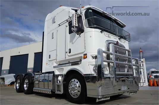 2014 Kenworth K200 - Trucks for Sale