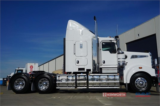 2015 Kenworth T909 Kenworth DAF Melbourne - Trucks for Sale
