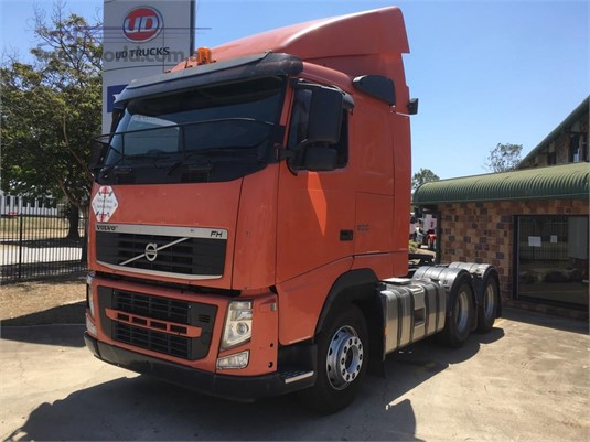 2011 Volvo FH500 - Trucks for Sale