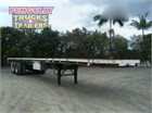 1968 Freighter Flat Top Trailer Extendable Trailers
