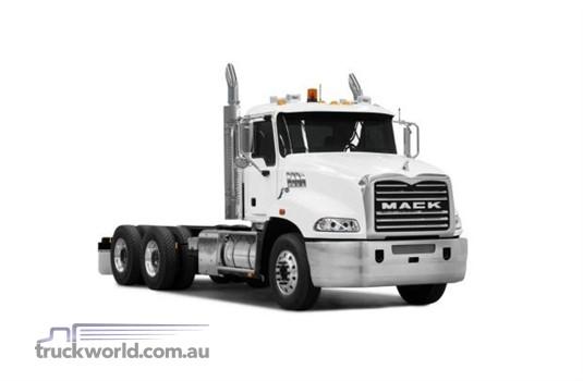 2019 Mack Granite - Trucks for Sale
