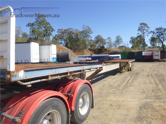 1970 Custom Flat Top Trailer - Trailers for Sale