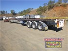1969 Freighter Flat Top Trailer Extendable Trailers