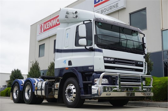2018 DAF FTTCF85 - Trucks for Sale