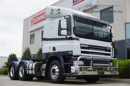 2018 DAF FTTCF85 - Trucks for Sale