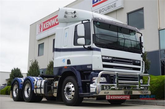 2018 DAF FTTCF85 Kenworth DAF Melbourne - Trucks for Sale