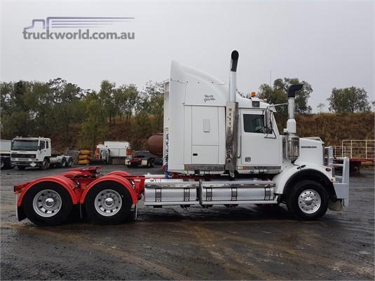 2010 Western Star 4864FXB - Trucks for Sale
