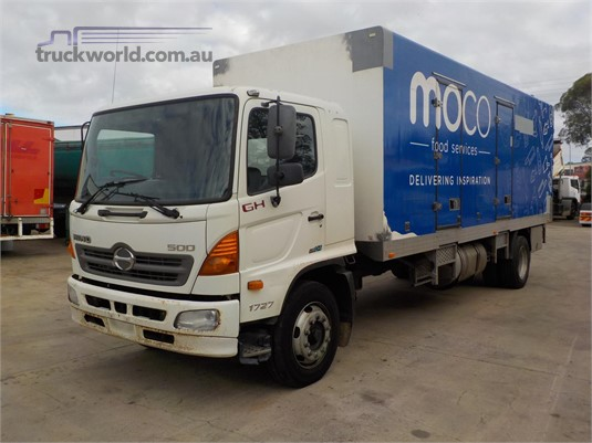 2008 Hino 500 Series 1727 GH - Trucks for Sale