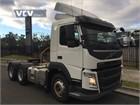 2015 Volvo FM450 Prime Mover