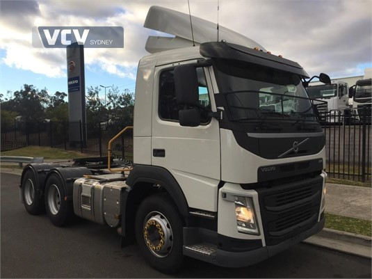2015 Volvo FM450 Volvo Commercial Vehicles - Sydney West - Trucks for Sale