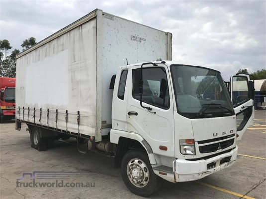2008 Fuso Fighter FK.7 - Wrecking for Sale