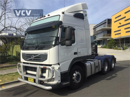 2014 Volvo FM500 Volvo Commercial Vehicles - Sydney West - Trucks for Sale