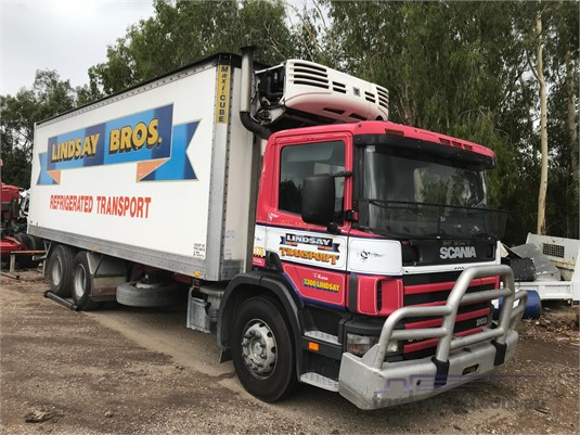 2001 Scania 94D - Wrecking for Sale