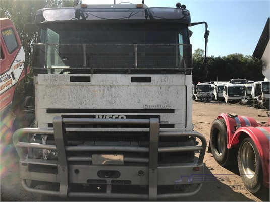 2001 Iveco Eurotech - Wrecking for Sale