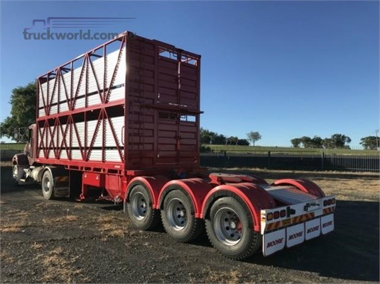 2018 Moore Stock Crate Trailer - Trailers for Sale
