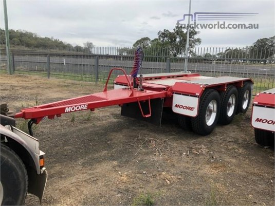2019 Moore Dolly - Trailers for Sale