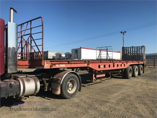 1987 Ophee Convertible Trailer - Trailers for Sale