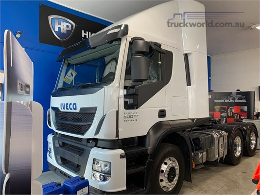Iveco Stralis AT500 - Trucks for Sale