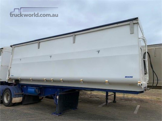 2017 Moore TIPPER - Trailers for Sale