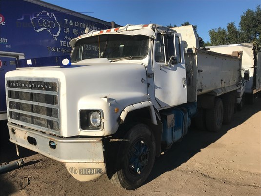 1985 International S 2600 - Wrecking for Sale