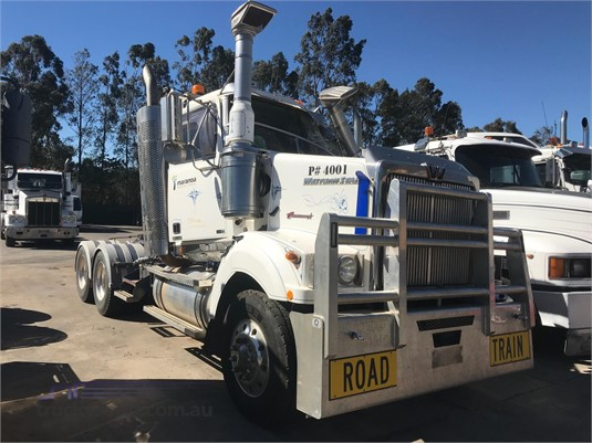 2013 Western Star 4800FX - Wrecking for Sale