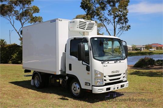 2019 Isuzu NLR 45 150 AMT SWB North East Isuzu - Trucks for Sale