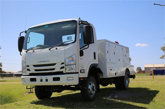 2019 Isuzu NPS 75 155 North East Isuzu - Trucks for Sale